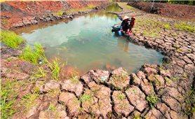 Hơn 17 tỷ đồng phòng, chống thiếu nước sinh hoạt trong mùa khô
