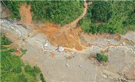 """Nhận diện """"vùng trũng"""" trong phòng chống thiên tai: Nguyên nhân chính gây lũ quét, sạt lở đất (Bài 1)"""