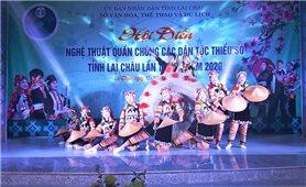 Hội diễn nghệ thuật quần chúng các dân tộc thiểu số tỉnh Lai Châu
