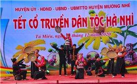 Lễ hội văn hóa Tết cổ truyền dân tộc Hà Nhì