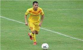 Cầu thủ sân cỏ người Chăm - Dụng Quang Nho: Ngôi sao mới của U22 Việt Nam