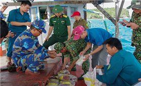 Liên tiếp phát hiện lượng ma túy lớn trôi trên biển Kiên Giang