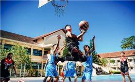 Phát triển phong trào bóng rổ học đường