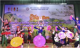 Trường Hữu nghị T78: Địa chỉ giáo dục tin cậy cho con em đồng bào các dân tộc
