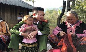 Hang Kia (Hòa Bình): Yên bình trước thềm xuân