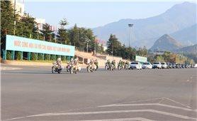 Các địa phương miền núi bảo đảm an ninh trật tự dịp tết Nguyên đán