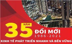 35 năm đổi mới (1986-2021): Kinh tế phát triển nhanh và bền vững
