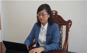 Phó Chủ tịch UBND tỉnh Lào Cai Giàng Thị Dung: