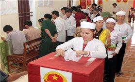Nho Quan (Ninh Bình): Người có uy tín phát huy vai trò hạt nhân trong tuyên truyền bầu cử