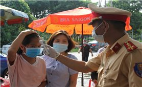 Yên Bái: Căng mình phòng chống Covid - 19 tại các chốt kiểm dịch