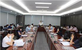 Ủy ban Dân tộc: Góp ý dự thảo Tờ trình về việc ban hành quyết định của Thủ tướng Chính phủ