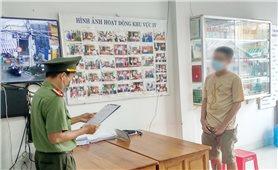Cần Thơ: Xử phạt đối tượng xúc phạm lực lượng Công an