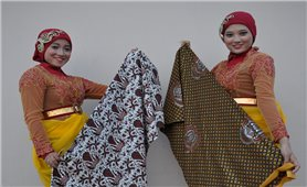 Thời trang batik ở xứ sở vạn đảo