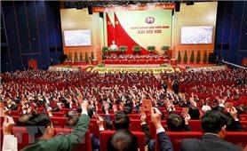 Đại hội XIII: Đại hội của ý Đảng, lòng dân, niềm tin và sự đổi mới