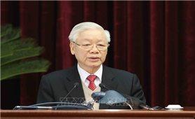 Toàn văn phát biểu của Tổng Bí thư, Chủ tịch nước Nguyễn Phú Trọng khai mạc Hội nghị Trung ương 15 (khóa XII)