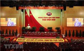 Đại hội XIII: Việt Nam đã trở thành viên ngọc quý của châu Á