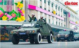 Hà Nội sẽ phân luồng thêm 10 tuyến đường để phục vụ Đại hội XIII của Đảng