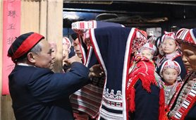 Đám cưới người Dao đỏ ở Hoàng Su Phì