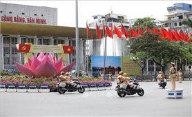 Danh sách các tuyến phố tạm cấm giao thông trong dịp Đại hội XIII của Đảng