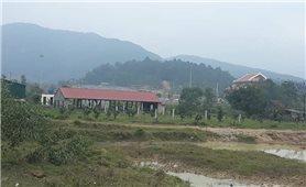 Khu du lịch chùa Hương Tích (Can Lộc - Hà Tĩnh): Nhiều hạng mục chưa bàn giao… đã hỏng