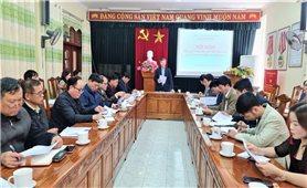 Ban Dân tộc tỉnh Thanh Hóa: Tổng kết công tác dân tộc năm 2020