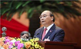 Toàn văn Diễn văn khai mạc của Thủ tướng Chính phủ Nguyễn Xuân Phúc tại Đại hội XIII của Đảng