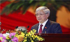Toàn văn bài tham luận của Bộ trưởng, Chủ nhiệm Ủy ban Dân tộc Đỗ Văn Chiến tại Đại hội XIII của Đảng