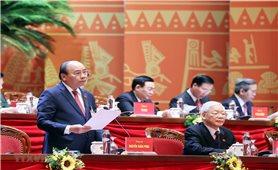 Ngày làm việc thứ ba Đại hội XIII của Đảng: Thảo luận các văn kiện Đại hội
