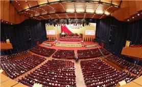 Đại hội XIII của Đảng biểu quyết thông qua số lượng Ủy viên BCH Trung ương khóa XIII