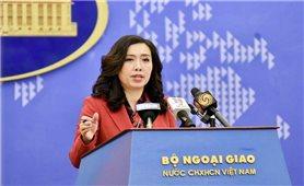Yêu cầu các nước liên quan tôn trọng chủ quyền, quyền chủ quyền, quyền tài phán của Việt Nam ở Biển Đông