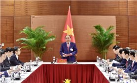 Thủ tướng Nguyễn Xuân Phúc: Nhanh chóng dập dịch hiệu quả trước Tết