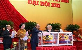 Ngày làm việc thứ sáu của Đại hội XIII: Đại biểu bầu Ban Chấp hành Trung ương khóa XIII