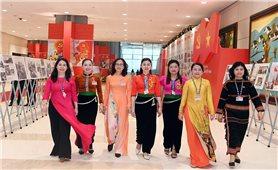 Gặp những đại biểu nữ người dân tộc thiểu số tham dự Đại hội XIII của Đảng