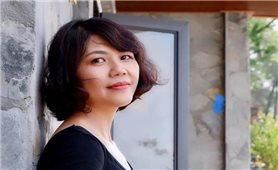 Người đàn bà viết văn bước ra từ dòng sông Nho Quế