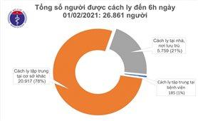 Hà Nội có thêm 2 ca mắc COVID-19 trong cộng đồng