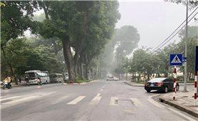 Thời tiết ngày 17/2: Miền Bắc tiếp tục rét đậm, Trung Bộ mưa , Nam Bộ nắng