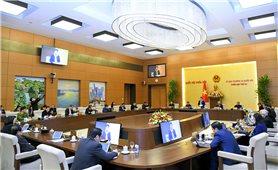 Ủy ban Thường vụ Quốc hội sẽ cho ý kiến điều chỉnh cơ cấu, thành phần, số lượng người ứng cử đại biểu Quốc hội khóa XV