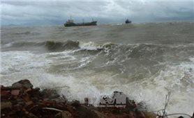 Chủ động ứng phó với gió mạnh, sóng lớn và bão gần Biển Đông