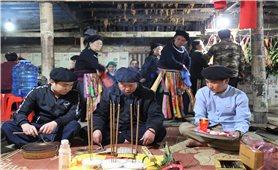 Nghi lễ cấp sắc cho thầy tào ở Cao Bằng