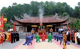 Giỗ Tổ Hùng Vương năm Tân Sửu 2021 chỉ tổ chức phần lễ