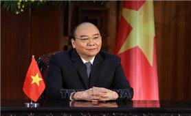 Thủ tướng Nguyễn Xuân Phúc chúc Tết cộng đồng người Việt Nam ở nước ngoài