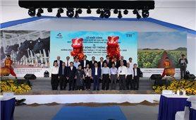 Tập đoàn TH True Milk: Đầu tư dự án chăn nuôi bò sữa lớn nhất khu vực Đồng bằng sông Cửu Long