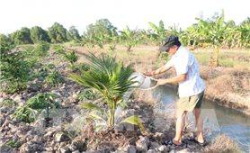 Cơ chế hỗ trợ phòng, chống khắc phục hậu quả hạn hán, thiếu nước, xâm nhập mặn