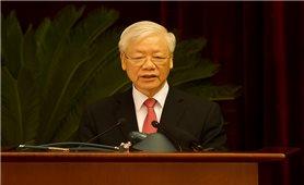 Phát biểu của Tổng Bí thư, Chủ tịch nước Nguyễn Phú Trọng khai mạc Hội nghị lần thứ hai Ban Chấp hành T.Ư Đảng khóa XIII