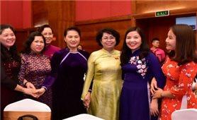 Đến năm 2030, 75% cơ quan nhà nước, chính quyền địa phương các cấp có lãnh đạo chủ chốt là nữ