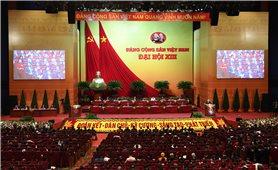 Triển khai Nghị quyết Đại hội XIII của Đảng: Tập trung vào 8 nội dung lớn