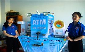 Quảng Ngãi: Hai học sinh chế tạo thành công máy ATM đa năng
