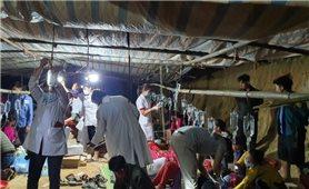 Hơn 90 người ngộ độc tại đám cưới ở Lai Châu