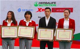 Trao thưởng Huấn luyện viên, Vận động viên thể thao tiêu biểu toàn quốc 2020
