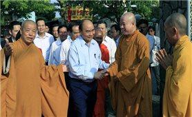 Giáo hội Phật giáo Việt Nam vững vàng đường hướng dân tộc - đạo pháp - Chủ nghĩa Xã hội